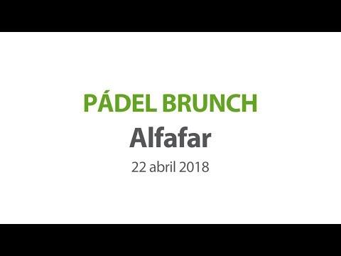 Padel Brunch abril 2018 - SUMA Fitness Club Alfafar.