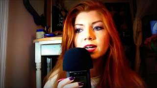 so much tingle *_* ASMR Whispering + MOUTH SOUNDS + Microphone Brushing