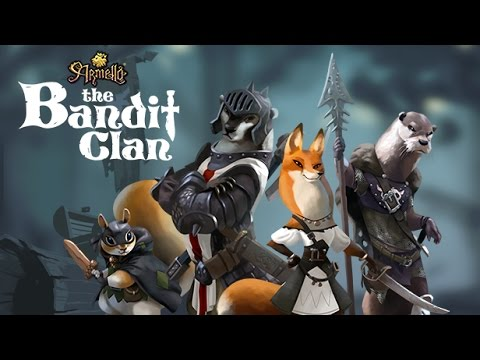new style 65927 0a9c5 Armello - The Bandit Clan Launch Trailer