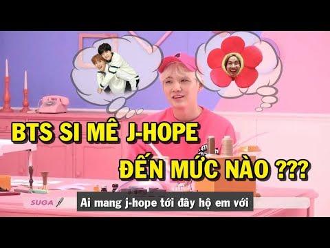 [BTS J-HOPE] BTS si mê j-hope đến mức nào ???