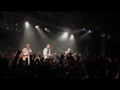 Busted Air Hostess live in Japan 2017.03.07