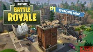 FORTNITE BATTLE ROYALE | PS4 SOLO GAMES
