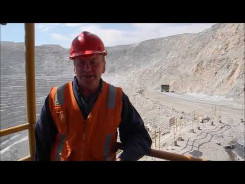 Turner's Travels Presents The World's Largest Opencast Copper Mine