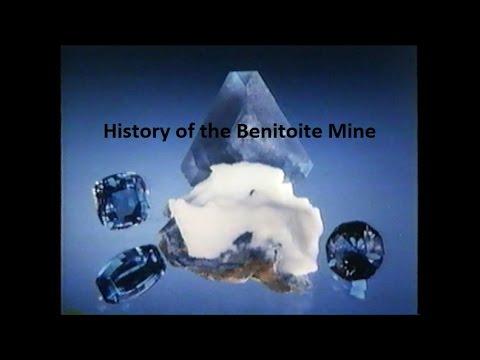 History Of The Benitoite Mine