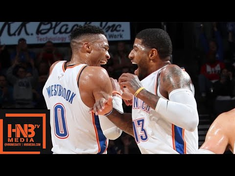 OKC Thunder vs Portland Trail Blazers Full Game Highlights | 02/11/2019 NBA Season