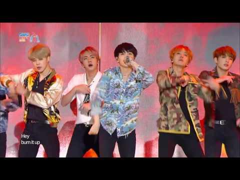 【TVPP】BTS - Fire, 방탄소년단 – 불타오르네 @Dmc Festival Korean Music Wave