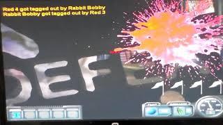 Extreme Paintbrawl 4 Part 4 Gauntlet In The Junkyard