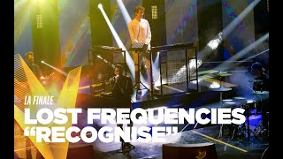 """Lost Frequencies  """"Recognise"""" - Finale - The Voice Of Italy 2019"""