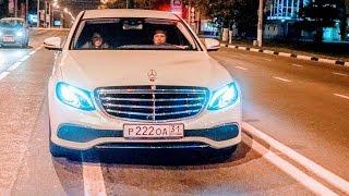 Самый Крутой Е-Класс -  Mercedes E-Class 2017 / W213 Vs W212 Рестайлинг