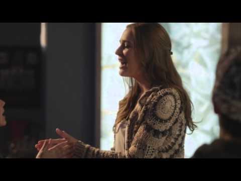 Nashville 2x18 Lennon and Maisy - I won't give up Lyrics (Clapping)