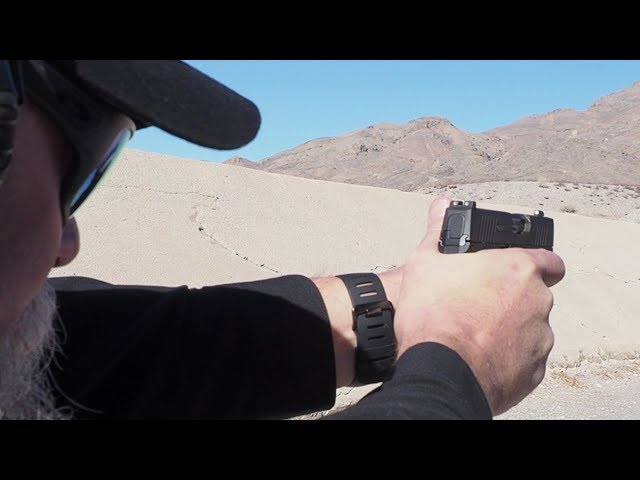 SIG P365 First Look With Kyle Lamb – SHOT Show 2018