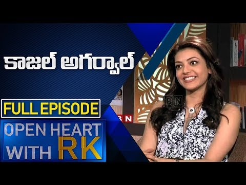 Actress Kajal Agarwal | Open Heart With RK | Full Episode | ABN Telugu