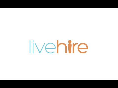 Transform your recruitment process with LiveHire.