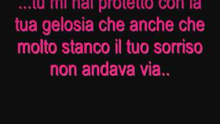 Tiziano Ferro-il Regalo PiÚ Grande- Testo-lyrics