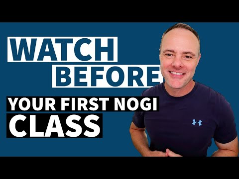 What should I wear to BJJ NoGi Class (the REAL DEAL)