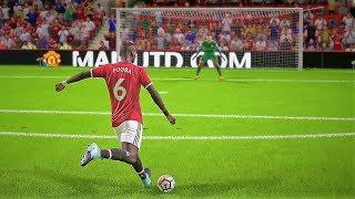 FIFA 17 TOP 20 MOST POWERFUL FREE KICKS GOALS