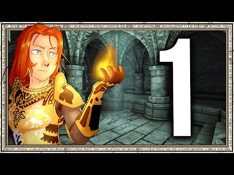 "Dark Plays: The Champion of Cyrodiil Challenge [01] - ""Our Journey Begins!"""