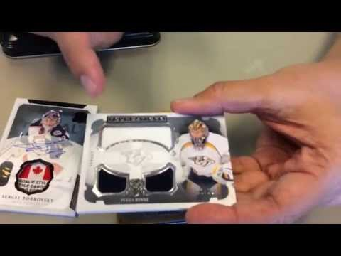 13/14 Upper Deck The Cup Box Break + Review