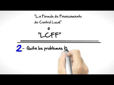 LCFF for  Goethe International Charter