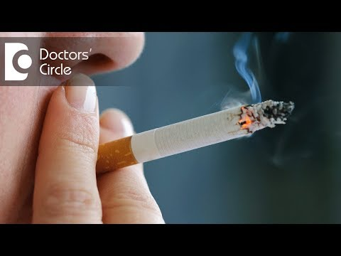 What is the relationship between smoking and Heart Disease? - Dr. Anand Lingan