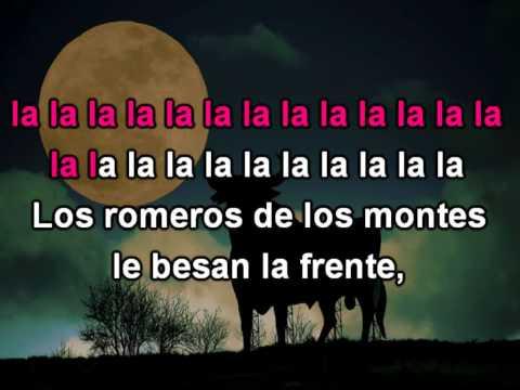 El Toro & La Luna - Karaoke