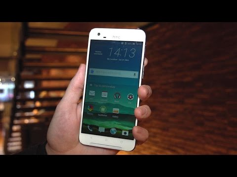 The all-metal HTC One X9