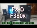 F D f380x Best budget speakers