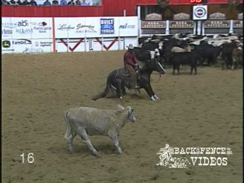 Desires Little Rex - 2007 NCHA Open Futurity Reserve Champio