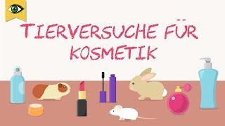 Tierversuche für Kosmetik - Doku - Schlaumal