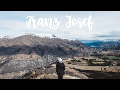 Queenstown to Franz Josef // New Zealand Trip