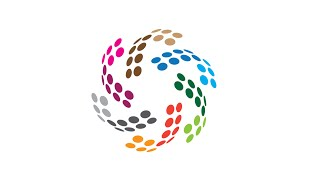 How to Create Sphere Circle Logo Design in Adobe illustrator using Rotate Tool