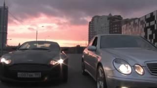 Эрик Давидыч — Тест Драйв Mercedes-Benz E55 (W211) против Aston Martin #СвободуЭрику