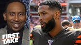 Stephen A. isn't fazed by OBJ's watch: We've seen everything but winning!First Take
