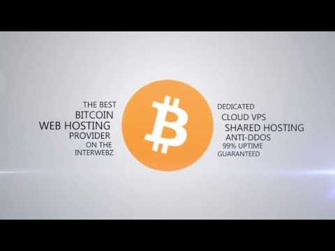 Bitcoin Web Hosting - Get Anonymous, Private Bitcoin Hosting