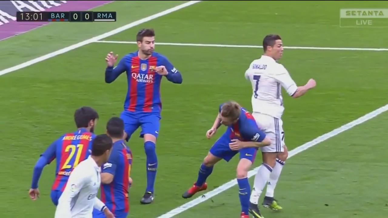 Download Barcelona vs Real Madrid 1-1 - Highlights - La Liga 03/12/2016 HD