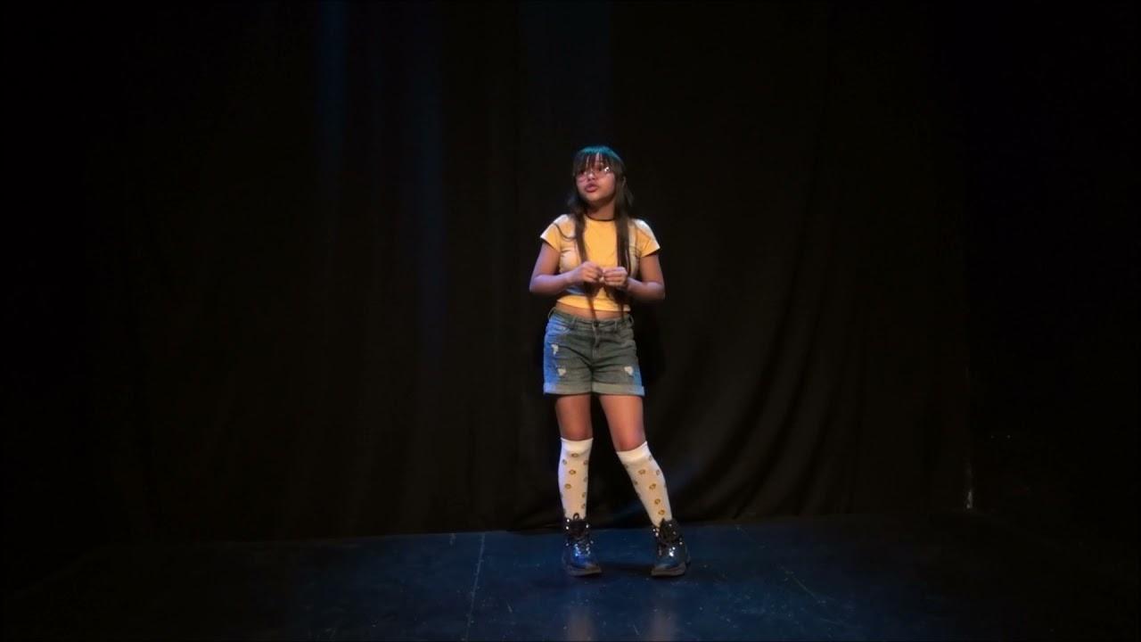 Presentación de Salomé Moncada Peláez en el Festival Medellín si cuenta