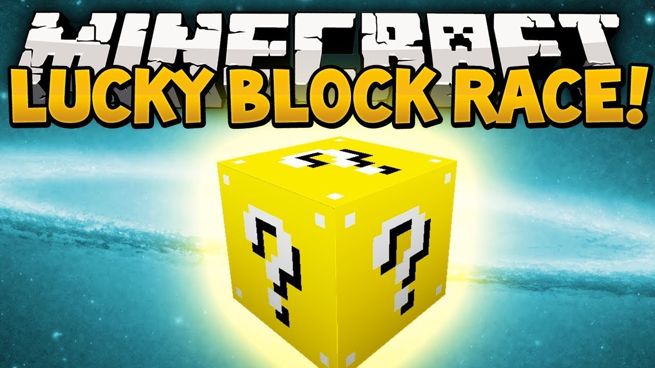 Minecraft LuckyRace auf RandyMC | DIESE JUMPS :D | RandyMC ...