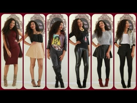 {Style File} Fall 2013 Fashion Trends Lookbook