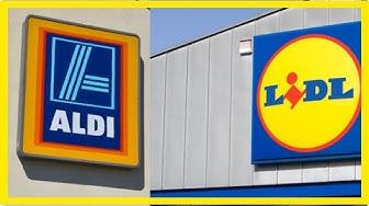 DiscounterAldi und Lidl verlängern ihre Öffnungszeiten