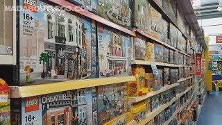 LEGO Summer Sets Smyths Toys Superstores