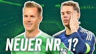 Die DFB-Krise: Manuel Neuer oder Marc-André ter Stegen auf wen sollte Jogi Löw setzten?