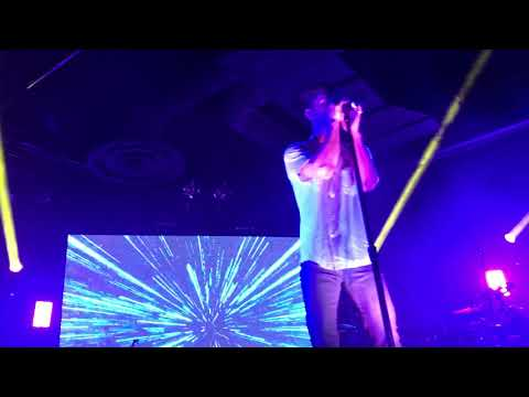 Made Love First - Marc E. Bassy ft. Kehlani Live at Ace of Spades in Sacramento, CA 2017