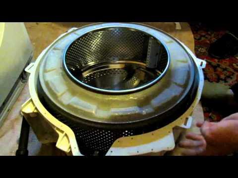 Что делать если шумит стиральная машина или замена подшипников на стиральной машинке