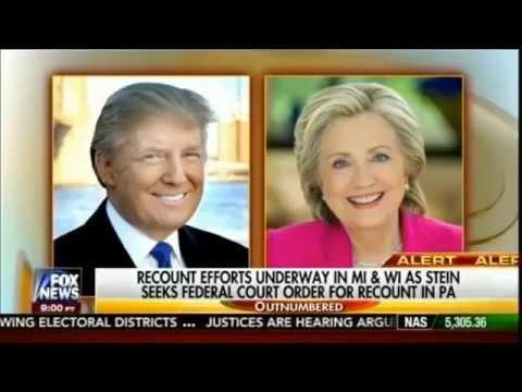 Outnumbered 12/5/16 | Fox News | December 5, 2016