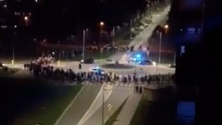 Protest kobiet w Ostrołece