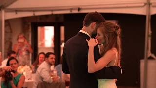 Kristina & Thomas McGinnis Wedding Film