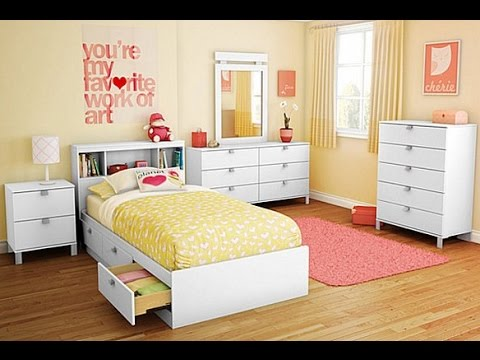 Best Design Idea : 40 Excellent Teenage Girl Bedroom