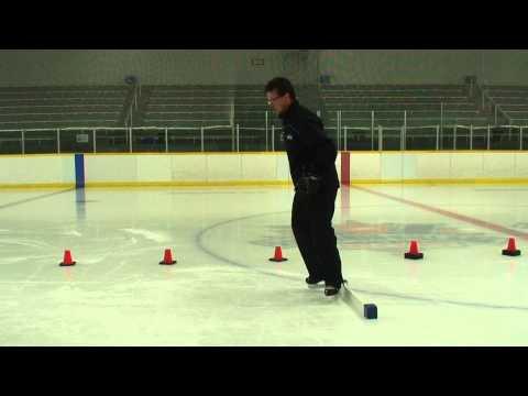 How to teach hockey stops