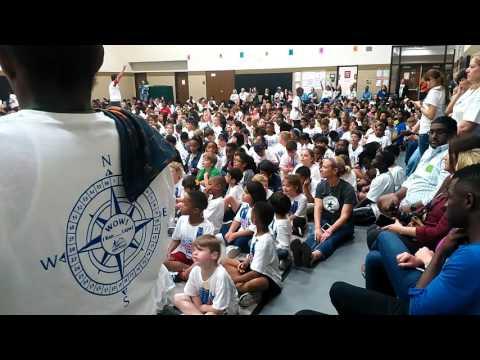 viridian elementary school award ceremony