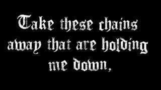 Avenged Sevenfold - Eternal Rest Lyrics HD
